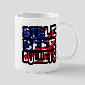 Bible Beer Bullets Mug