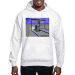 Too Modded Hooded Sweatshirt