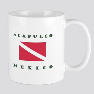 Acapulco Mexico Dive Mugs