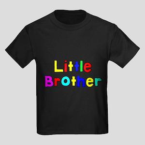Little Big Sister Brother Kids Dark T-Shirt