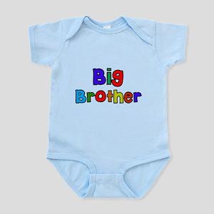 Little Big Sister Brother Infant Bodysuit