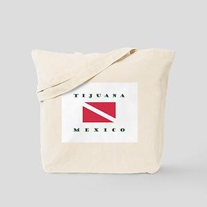 Tijuana Mexico Dive Tote Bag