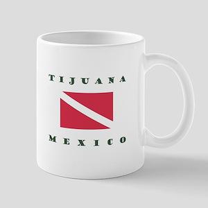 Tijuana Mexico Dive Mugs