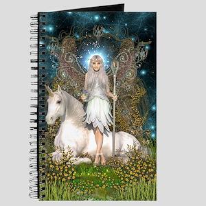 Crystal Fairy and Unicorn Journal