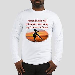 AWESOME GYMNAST Long Sleeve T-Shirt