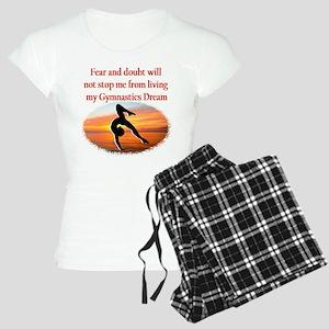 AWESOME GYMNAST Women's Light Pajamas