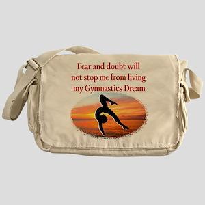 AWESOME GYMNAST Messenger Bag