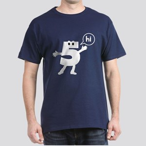 Hi Five Dark T-Shirt