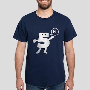 Hi Five Dark T-Shirt