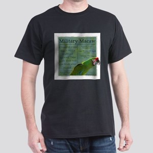 Parrot Wear Military Macaw T-Shirt