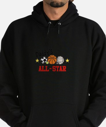 Daddys All-Star Hoodie