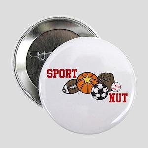 "Sports Nut 2.25"" Button"
