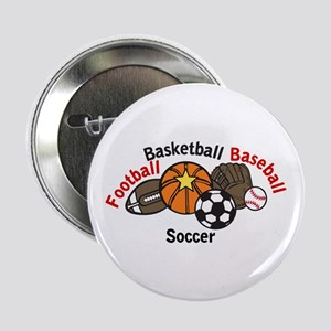 "Sports Names 2.25"" Button"