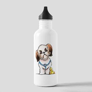 Shih Tzu Ducky Water Bottle