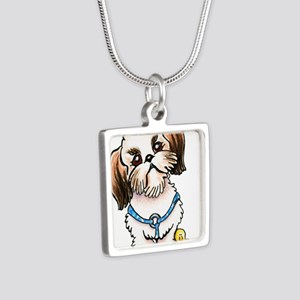 Shih Tzu Ducky Necklaces