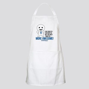 Community TV More Awesome Apron