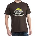 humorous banana Dark T-Shirt