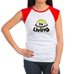 humorous banana Women's Cap Sleeve T-Shirt