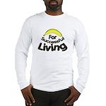 humorous banana Long Sleeve T-Shirt