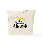 humorous banana Tote Bag