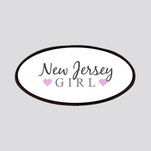 New Jersey Girl Patches