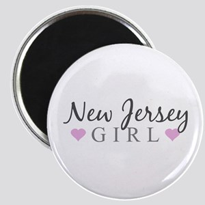 New Jersey Girl Magnets