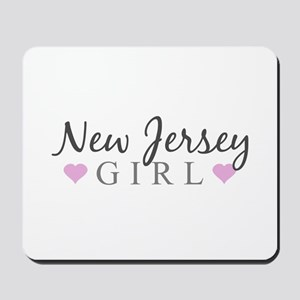 New Jersey Girl Mousepad