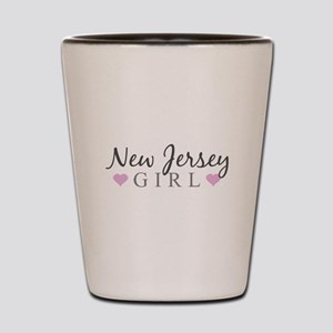 New Jersey Girl Shot Glass