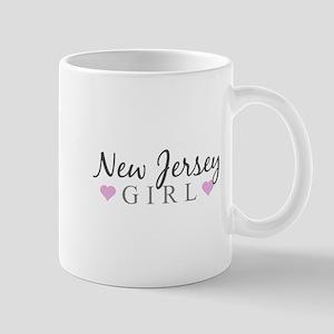 New Jersey Girl Mugs
