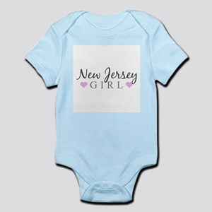 New Jersey Girl Body Suit