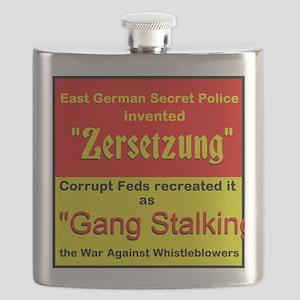 ZERSETZUNG Flask