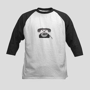 Rotary Phone Baseball Jersey