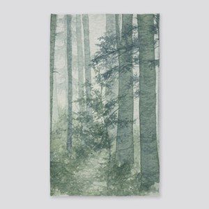 Misty Forest Area Rug