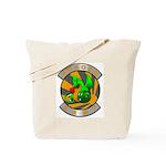 Dragon Army Tote Bag
