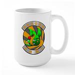 Large Dragon Army Mug