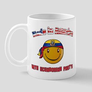 Made in America with Ecuadori Mug