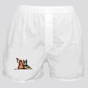 ACD and Cow Boxer Shorts