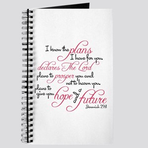 Jeremiah 29:11 Design Journal