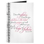 Jeremiah 29:11 Design Journal