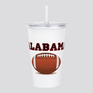 ALABAMA Acrylic Double-wall Tumbler