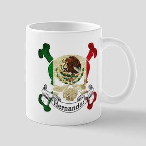 Hernandez Skull Mug