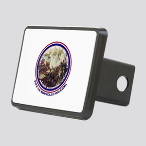 Battle Of New Orleans Rectangular Hitch Cover