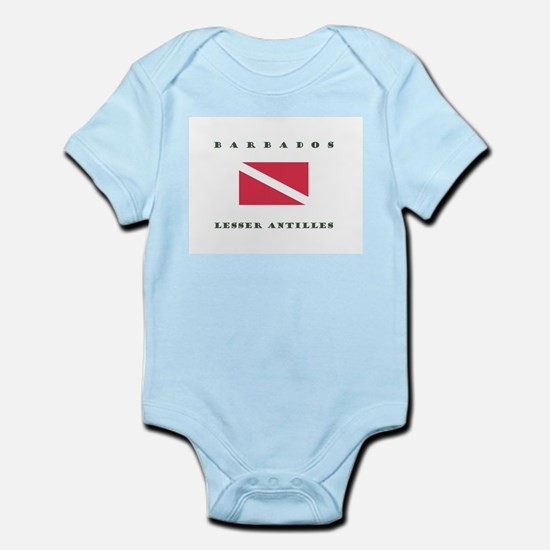 Barbados Lesser Antilles Dive Body Suit