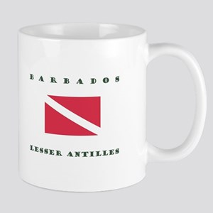 Barbados Lesser Antilles Dive Mugs
