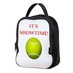 table tennis Neoprene Lunch Bag