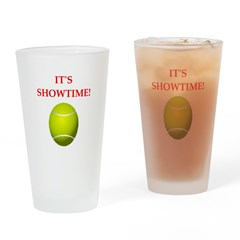 table tennis Drinking Glass