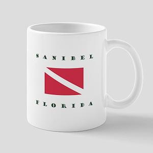Sanibel Florida Dive Mugs