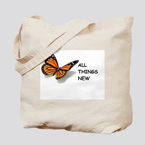 All Things New Tote Bag