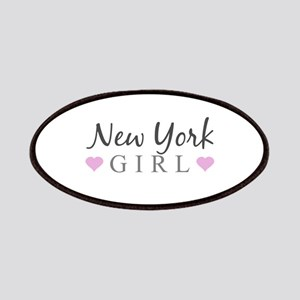 New York Girl Patches