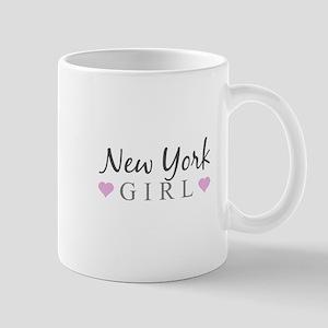 New York Girl Mugs
